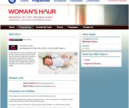 BBC's Women's Hour