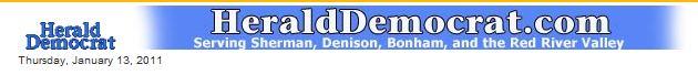 Herald Democrate Logo