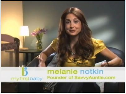 Melanie Notkin_Better TV_Video