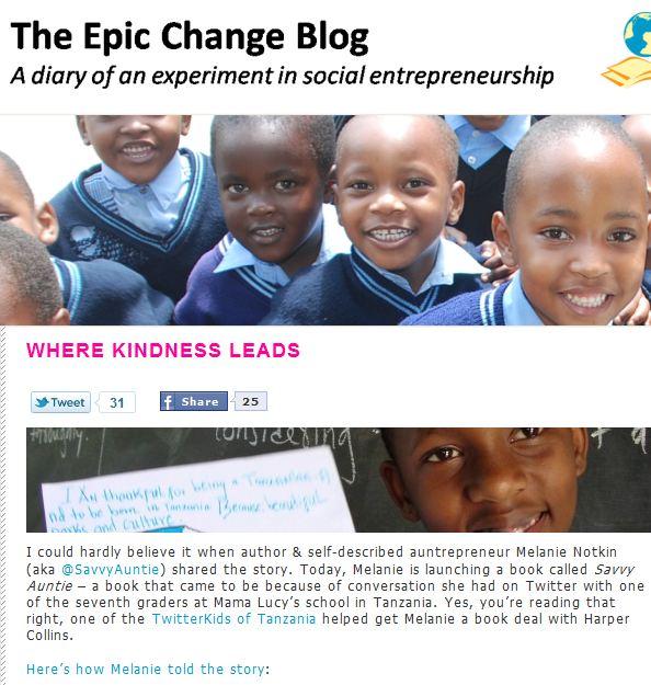 Epic Change_Melanie Notkin