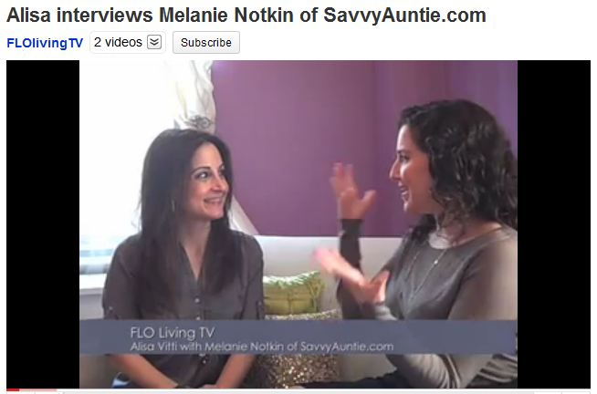 Alisa Vitti of FloLiving with Melanie Notkin - Savvy Auntie