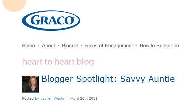 Graco Blog_Savvy Auntie
