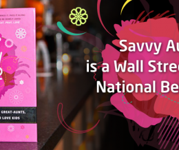 SAVVY AUNTIE is a National Bestseller!