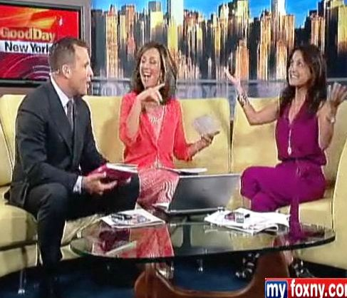 Melanie Notkin on FOX Good Day NY