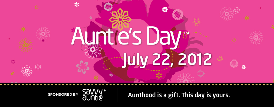 Auntie's Day July 22, 2012