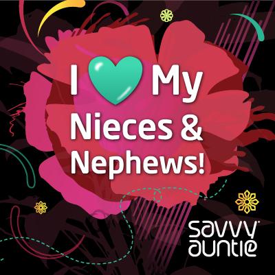 I HEART My Nieces & Nephews!