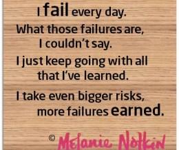 On Failure…