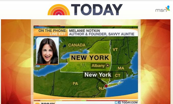 Today Show_Melanie Notkin_Todays Professionals