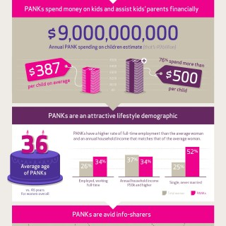 The Power of the PANK Infographic