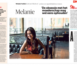 """Otherhood"" Gets a 15-Page Feature in Brussels Largest Daily"