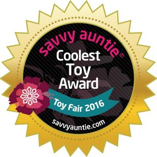 Savvy Auntie Coolest Toy Awards - Toy Fair 2016!
