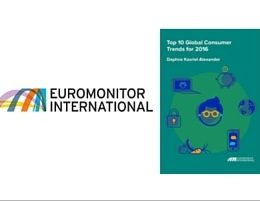 Savvy Auntie, PANK and Melanie Notkin Named in Euromonitor International Top 10 Global Consumer Trends for 2016 Report