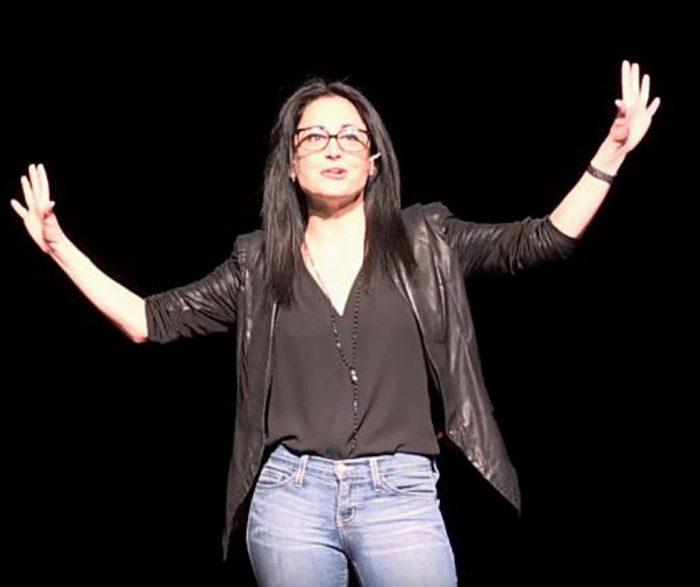 Melanie Notkin TEDx Talk 2017