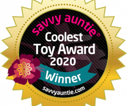 2020 Savvy Auntie Coolest Toy Award Winners!