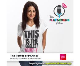 The Power of PANKs: Melanie Notkin of Savvy Auntie