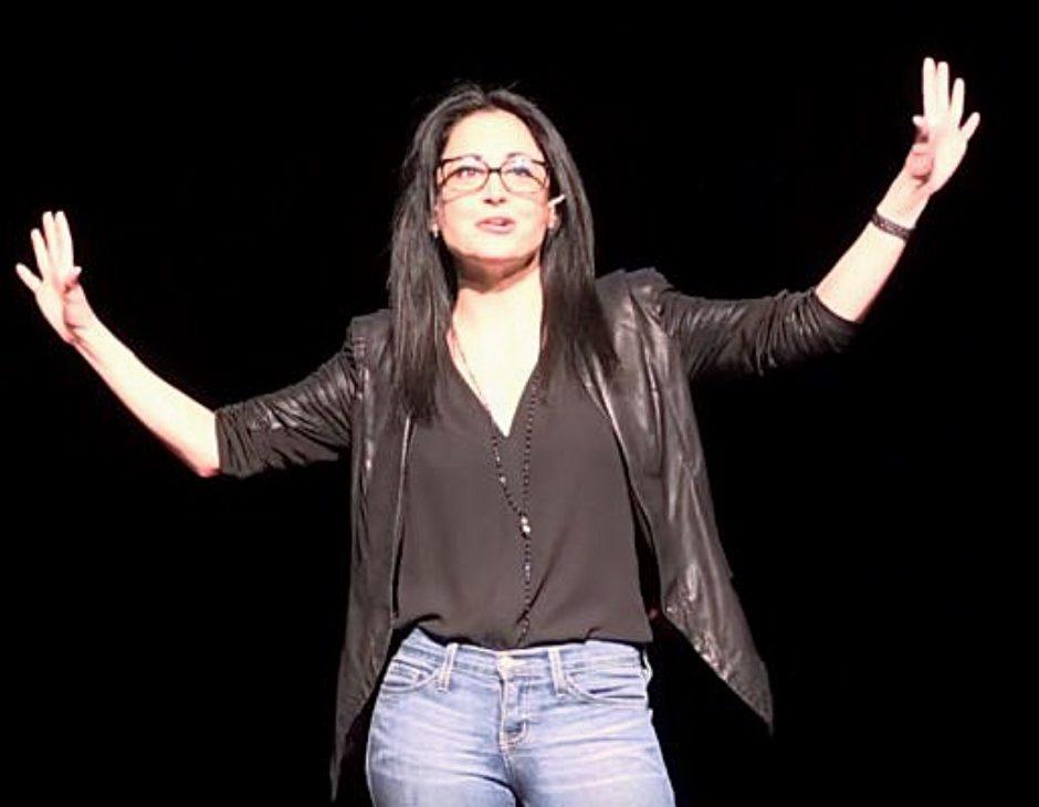 Melanie Notkin: TEDx Welcome to the Otherhood
